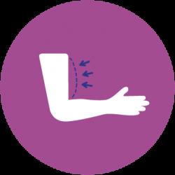 Oedeemtherapie Arm - Praktijk Fysiotherapie Matla Gendringen